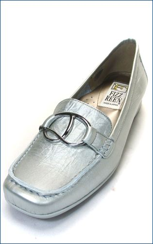 fizzreen フィズリーン fr9801sl シルバー 左靴の画像