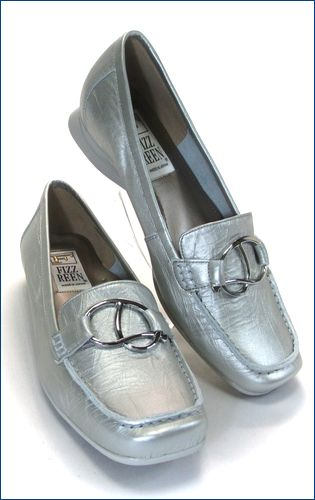 fizzreen フィズリーン fr9801sl シルバー 右靴の画像