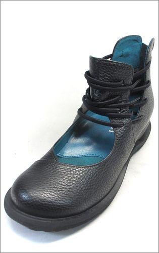 invina インビナ iv2218bl  ブラック 左靴の画像