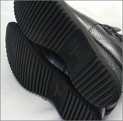 invina インビナ iv2218bl  ブラック 靴底の画像