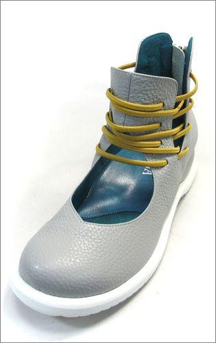 invina インビナ iv2218gy  アッシュグレー 左靴の画像