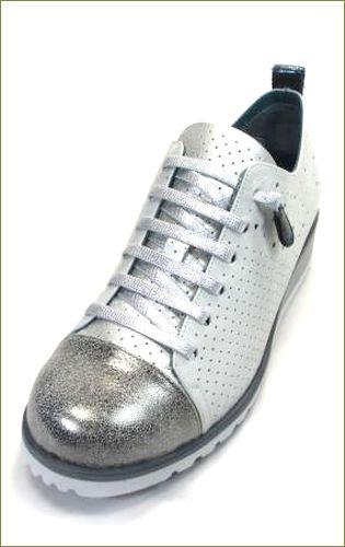 invina インビナ iv2411igy  アイスグレイ 左靴の画像