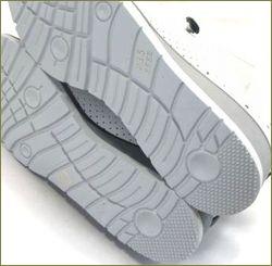 invina インビナ iv2411igy  アイスグレイ 靴底の画像