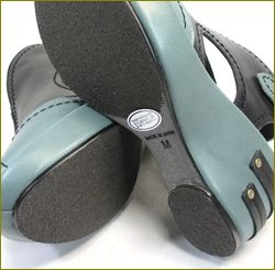 invina インビナ iv4101bl ブルーグレイ ブラック 靴底の画像
