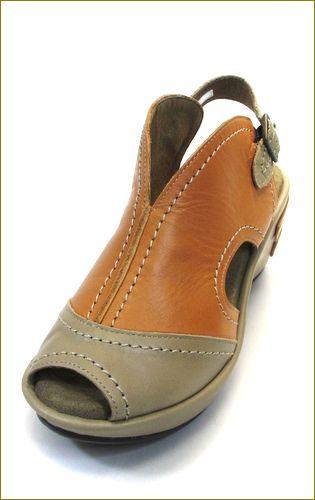 invina インビナ iv4101ok オークコンビ 左靴の画像