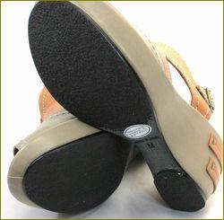 invina インビナ iv4101ok オークコンビ 靴底の画像