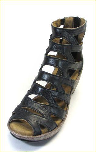 invina インビナ iv4211bl   ブラック 左靴の画像