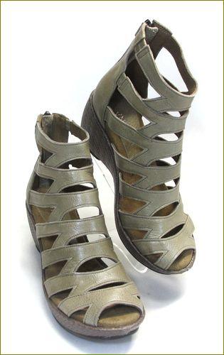 invina インビナ iv4211ok  オ―ク 右靴の画像
