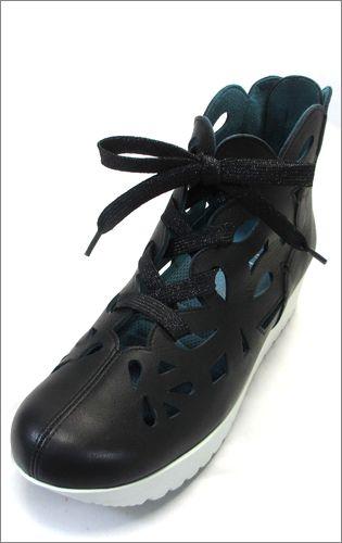 invina インビナ iv4452bl  ブラック 左靴の画像