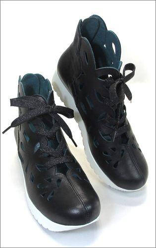 invina インビナ iv4452bl  ブラック 右靴の画像