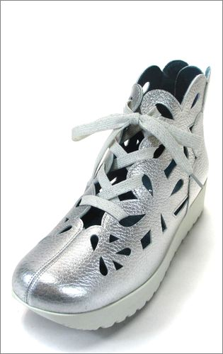 invina インビナ iv4452sl  シルバー 左靴の画像