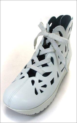 invina インビナ iv4452wt  ホワイト 左靴の画像