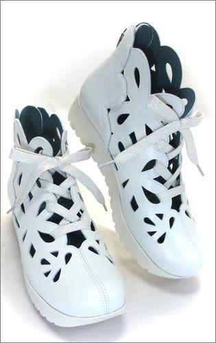 invina インビナ iv4452wt  ホワイト 右靴の画像